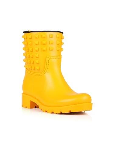 Oblavion Çizme Sarı
